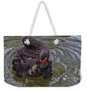 Black Swan Gladys Porter Zoo Texas Weekender Tote Bag