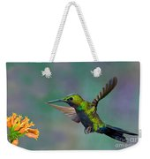 Black-throated Brilliant Weekender Tote Bag