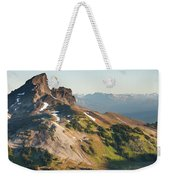 Black Tusk Mountain And Helm Lake Weekender Tote Bag