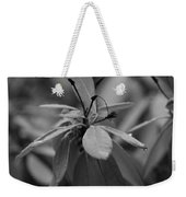 Black White Weekender Tote Bag