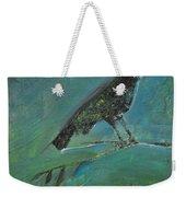 Blackbird Redberry Weekender Tote Bag
