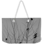 Blackbirds By The Moon Weekender Tote Bag
