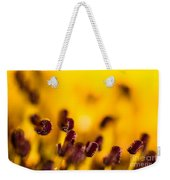 Blackweyed Susan Stamens Weekender Tote Bag