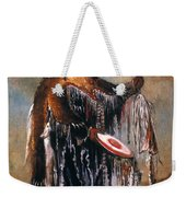 Blackfoot Medicine Man Weekender Tote Bag