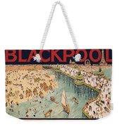Blackpool Weekender Tote Bag