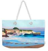 Blacks Beach - Santa Cruz Weekender Tote Bag