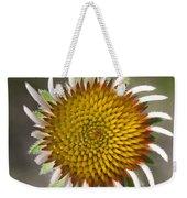 Blacksamson Echinacea Weekender Tote Bag