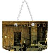 Blacksmith Anvil Weekender Tote Bag