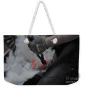 Smoking Hot Weekender Tote Bag