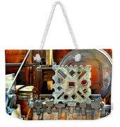 Blacksmith Blues Weekender Tote Bag