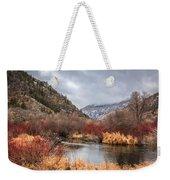 Blacksmith Fork Canyon Weekender Tote Bag