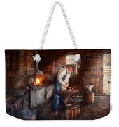 Blacksmith - The Smith Weekender Tote Bag by Mike Savad