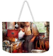 Blacksmith - The Smithy  Weekender Tote Bag