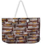 Blacksmith - Tools - Pounding Headache  Weekender Tote Bag