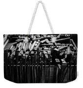 Blacksmith's Tools Weekender Tote Bag