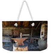 Blacksmiths Tools Weekender Tote Bag