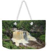 Blackwater River Falls West Virginia Weekender Tote Bag