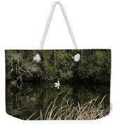Blackwater River Pelican Weekender Tote Bag