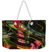 Blades In The Layered Worlds Weekender Tote Bag
