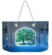 Blair Hall Arch Weekender Tote Bag