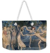 Blake: Fairies, C1786 Weekender Tote Bag