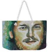Blake Shelton  Country Singer Weekender Tote Bag