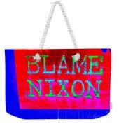 Blame Nixon Weekender Tote Bag