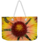 Blanket Flower Weekender Tote Bag