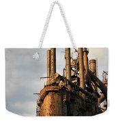 Blast Furnaces - Bethlehem Pa Weekender Tote Bag