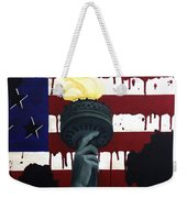 Bleeding For Freedom Weekender Tote Bag