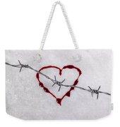 Bleeding Love Weekender Tote Bag