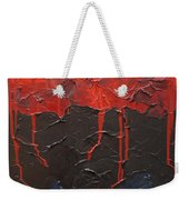Bleeding Sky Weekender Tote Bag