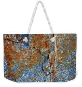 Bleeding Stone Weekender Tote Bag