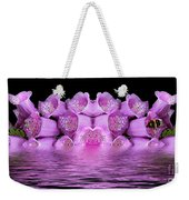 Bleeding Violet 2 Weekender Tote Bag