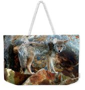 Blending In Nature Weekender Tote Bag