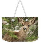 Blending In The Pines Weekender Tote Bag