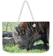 Blessed Bull Weekender Tote Bag
