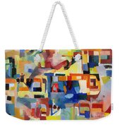Blessed Is He Who Redeems And Rescues 1 Weekender Tote Bag