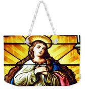 Blessed Mother's Ascension Weekender Tote Bag