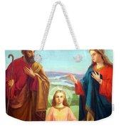 Blessing Weekender Tote Bag