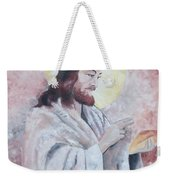 Blessing Of The Bread Weekender Tote Bag