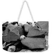 Blessings On Every Stone Weekender Tote Bag
