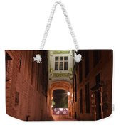 Blind Donkey Alley Weekender Tote Bag