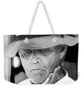 Blind Man Juarez Chihuahua Mexico 1968 Weekender Tote Bag
