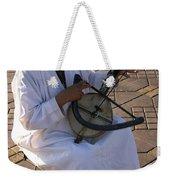 Blind Man Place Djemna Al Fna Marrakesh Morocco Weekender Tote Bag