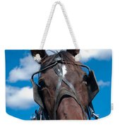 Blinders Because All Distractions Are Equal Weekender Tote Bag