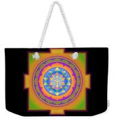 Bliss Yantra Weekender Tote Bag