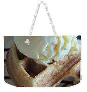 Blissful Breakfast Weekender Tote Bag