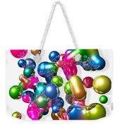Blobs Of Fun... Weekender Tote Bag