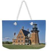 Block Island Southeast Lighthouse Weekender Tote Bag